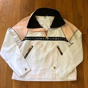 PE Nation pullover jacket